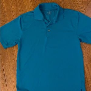 Other - Turquoise Blue Golf Shirt